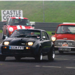 Midas at Castle Combe circuit