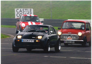 Mini Action Day, Castle Combe, 28th September 2019 @ Castle Combe Circuit