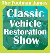 The Footman James 15th Classic Vehicle Restoration Show - The Royal Bath & West Showground, Shepton Mallet @ The Royal Bath and West Showground | United Kingdom
