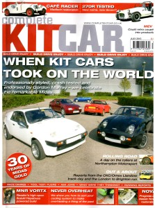 Complete Kit Car July 2015