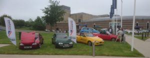 The National Metro and Mini Show - British Motor Museum, Gaydon @ British Motor Museum