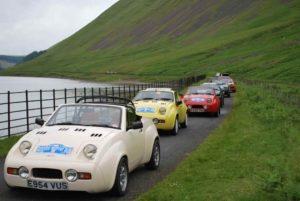 Moffat Classic Car Rally, 24th and 25th June.  Moffat, Dumfries and Galloway. @ Moffat | Moffat | Scotland | United Kingdom
