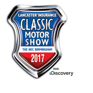 Lancaster Insurance Classic Motor Show with Discovery - 10-12 November 2017 - NEC, Birmingham @ National Exhibition Centre | United Kingdom