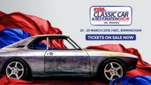 Practical Classics Classic Car & Restoration Show With Discovery @ NEC Birmingham | Marston Green | England | United Kingdom