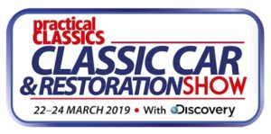 Practical Classics Classic Car & Restoration Show, with Discovery 2019 -NEC, Birmingham @ National Exhibition Centre | Marston Green | England | United Kingdom