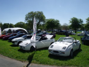 The National Kit Car Show - STONELEIGH @ Stoneleigh Park