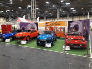 The Lancaster Insurance Classic Motor Show, with Discovery @ National Exhibition Centre